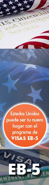 Visa Americana con Residencia Americana EB5